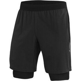 Löffler Aero CSSL 2-in-1 Shorts Heren, black